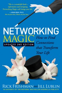 Networking Magic.cover