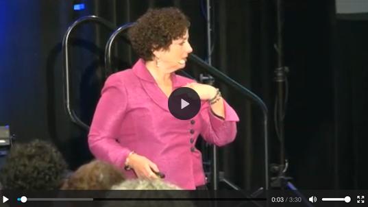 Jill Lublin speaking